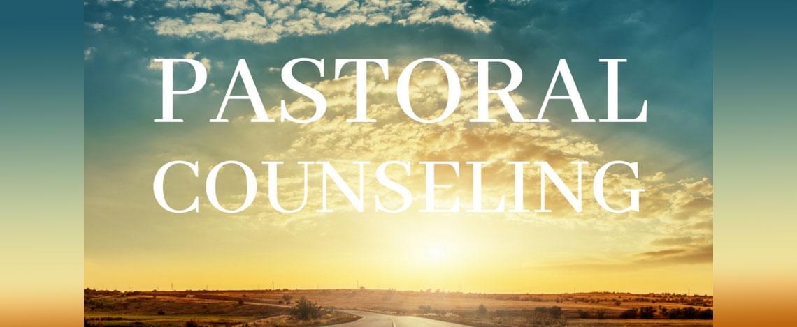 Pastoral Counseling - Week 2