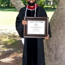 Congratulations to Pastor Sandrew Wright our newest doctoral graduate. I was privilege to award him his degree at our home church Freedom Fellowship of Orlando Fl