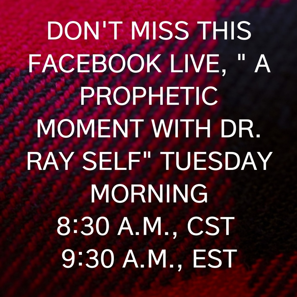 Join us this morning!