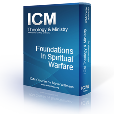Featured Course - Foundations in Spiritual Warfare