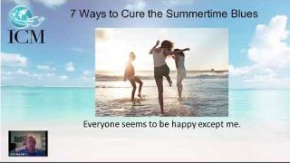 7 Ways To Cure The Summertime Blues